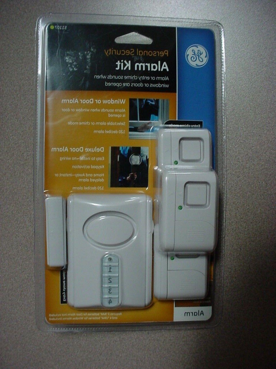 GE Smart Wireless Alarm System