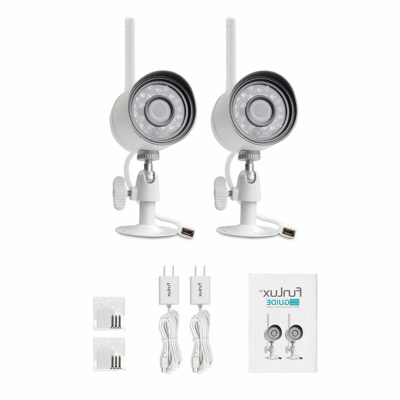 720p ip network wireless home