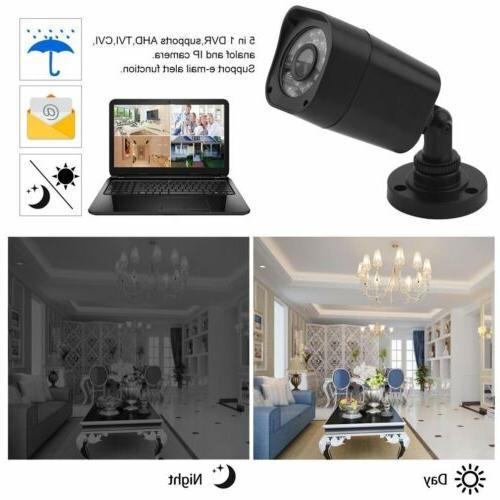 8CH/4CH HDMI Video 720P Alarm