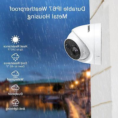 ANNKE 8 1080P HD Security Camera DVR