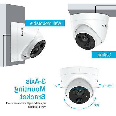 ANNKE HD PIR Security DVR Kit