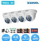 ANNKE 1080P TVI CCTV Security Camera Night Vision 2MP Video