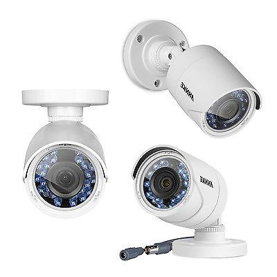 ANNKE 3MP 12x 1080P Security System Email 1TB