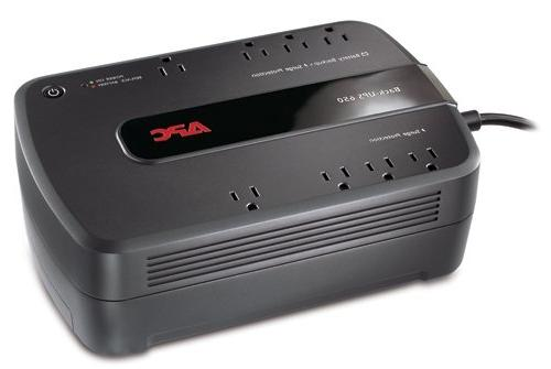 APC UPS Battery Backup & Surge Protector, 650VA, APC Back-UP