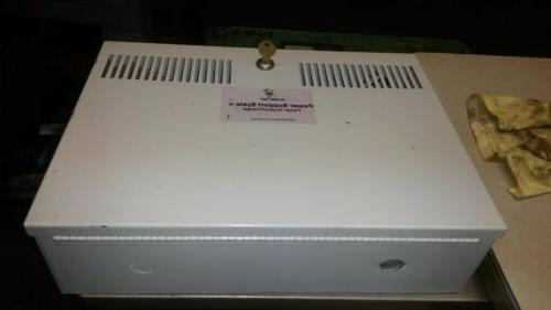Alarm SAF Power Support System Power Supply / Charger PS5-12