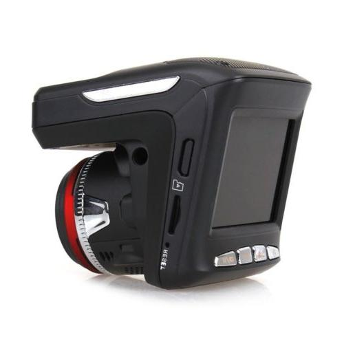 Car DVR Camera Anti Radar Detector Laser HD Alarm System Dig