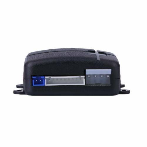 Car Auto Alarm Keyless Entry anti-theft Security System+2