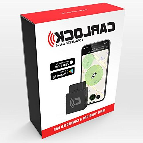 CarLock - Advanced Real Time 3G Car System. Comes Device & Tracks Real Time Behavior.OBD Plug&Play