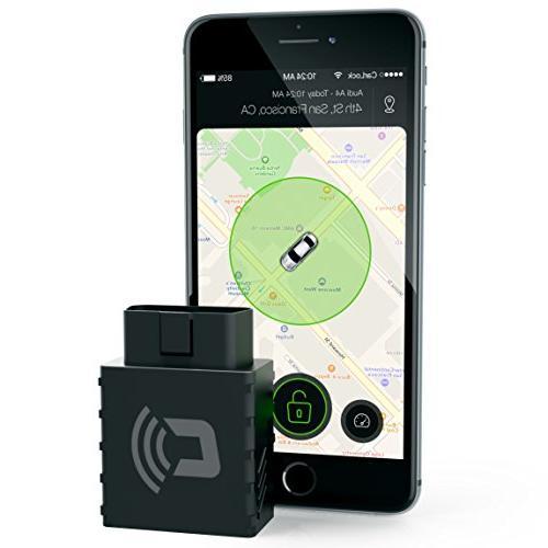 CarLock - 2nd Gen Advanced Real Time 3G Car Tracker & Alert