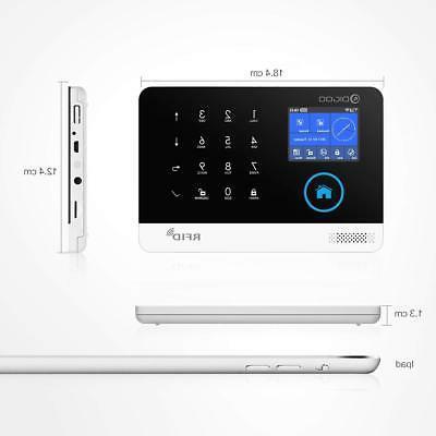 DIGOO 2G Wireless Home Business Alarm System, 433MHz