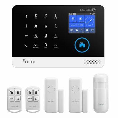 DIGOO 2G Wireless Home and Alarm 433MHz