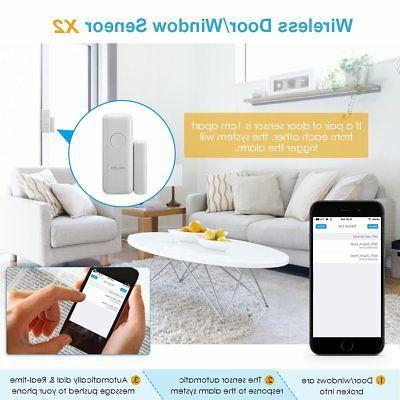 DIGOO HOSA Home Alarm 433MHz
