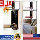 Electronic Smart  Keyless Door Lock Code Keypad Security Ent