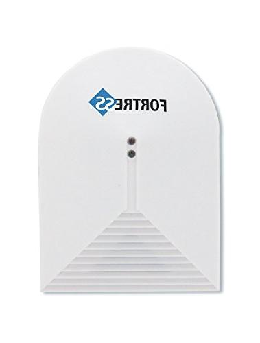 Fortress Security Alarm Kit with Auto Siren Detector