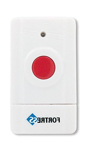 Fortress S02-F Security Alarm System with Outdoor Siren
