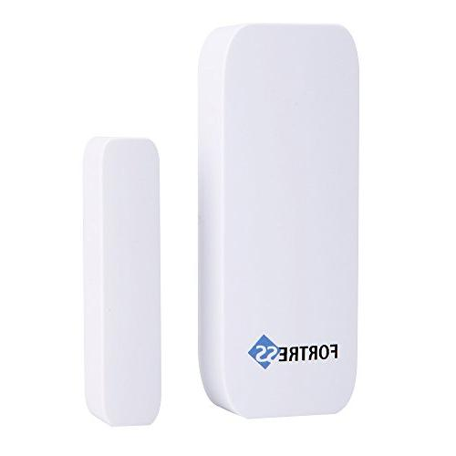 Compatible with Controlled and Landline System Glass Kit Wireless DIY Home System by Fortress Security Store- Easy