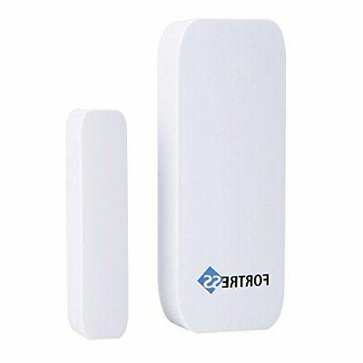 -App WiFi and Security Alarm Wireless DIY System by Fortress Store- Easy to