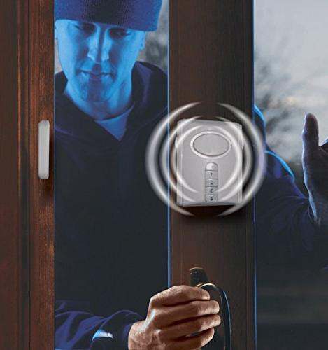 or Entry Chime, Personal Security, with Activation,