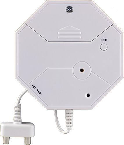 GE Personal Security Water Leak Alarm, Water Leak Detection,