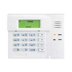 Honeywell Ademco 6150 Fixed English Display Keypad
