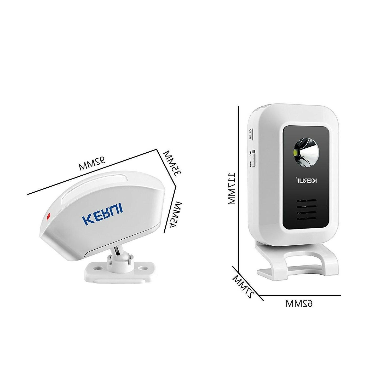 KERUI Wireless Welcome Motion System Door