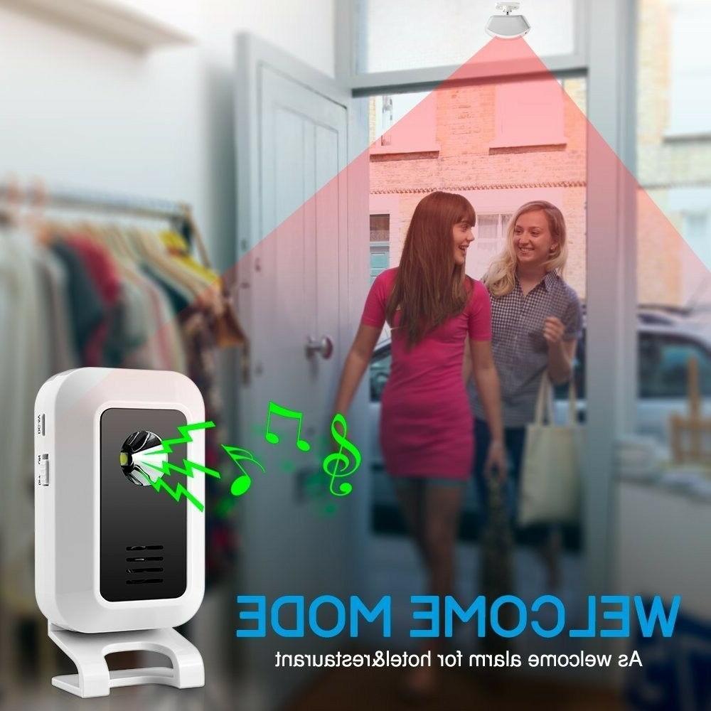 KERUI Wireless Motion System Doorbell