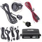 KKMOON Car 4 Black Parking Sensor Reverse Backup Radar Sound