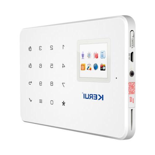 APP Wireless GSM Home Alarm System