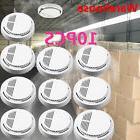LOT10 Home Security Smoke Detector Fire Alarm Sensor System
