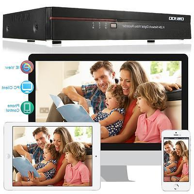 OWSOO 16CH CHANNEL SYSTEM US