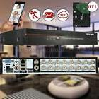 OWSOO 16CH CHANNEL CIF HD DVR RECORDER SECURITY SYSTEM EMAIL