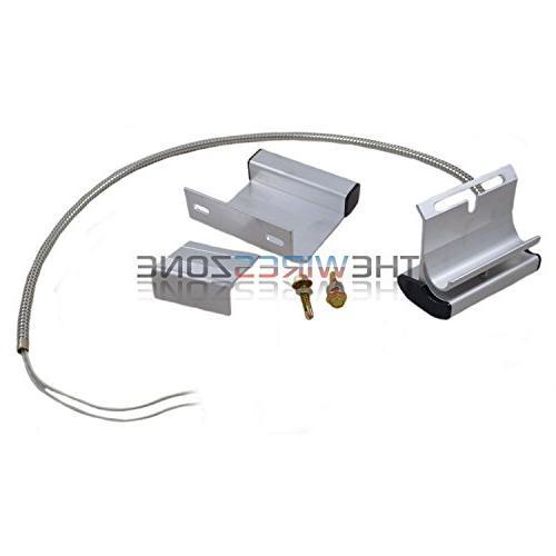 Overhead Garage Door Floor Alarm System Switch Contact Senso