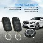 PKE Car Alarm System Keyless Entry Remote Start Push Button