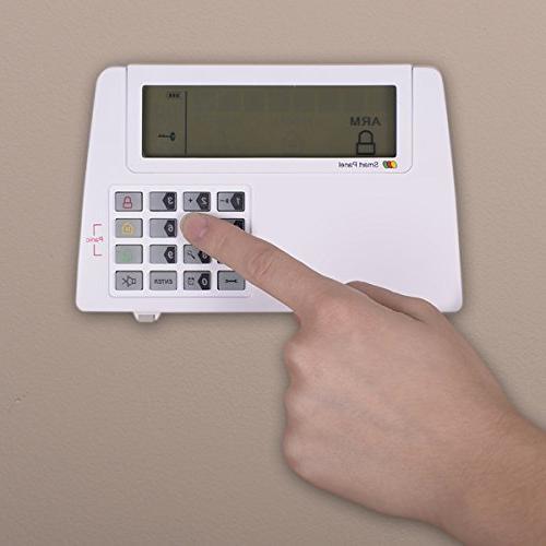 SABRE Home Burglar - Door and Sensors Remote Key - DIY