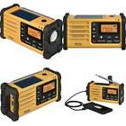Sangean Mmr-88 Am/Fm/Weather+Alert Emergency Radio. Solar/Ha