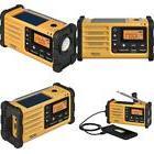 Sangean Mmr-88 Am/Fm/Weather+Alert Emergency Radio. Solar/Ha
