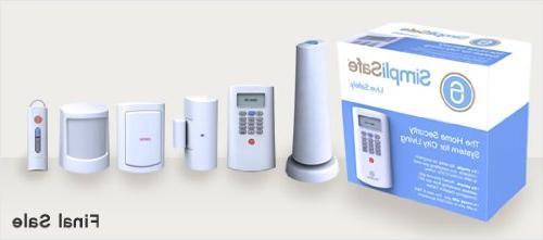SimpliSafe Wireless Home Alarm System