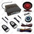 Smart Key PKE Car Alarm System Keyless Entry With Remote Eng