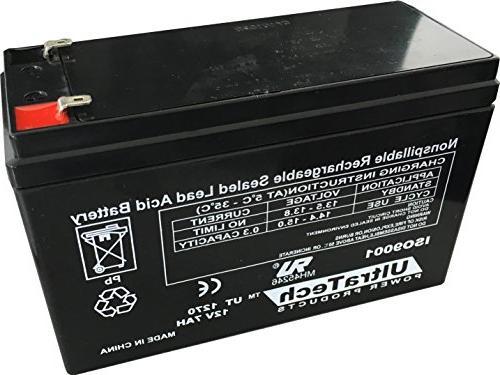 UltraTech 12V Ah Lead Alarm UT-1270