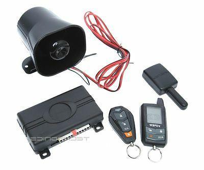 VIPER RESPONDER 350 3305V KEYLESS ENTRY LCD CAR ALARM SECURI