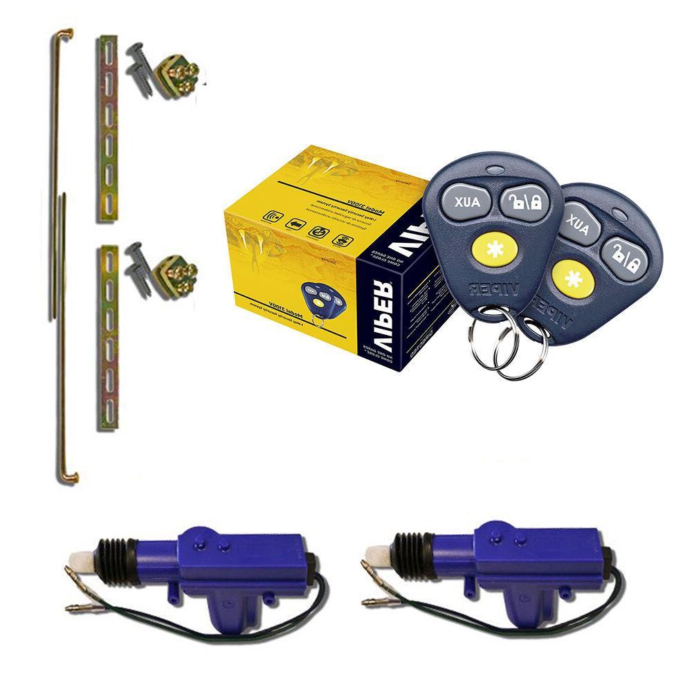 Viper 3100V Keyless Entry Car Alarm System + Universal Door