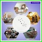 LED Wireless Smoke Fire Detector Smoke Alarm For GSM Home Se