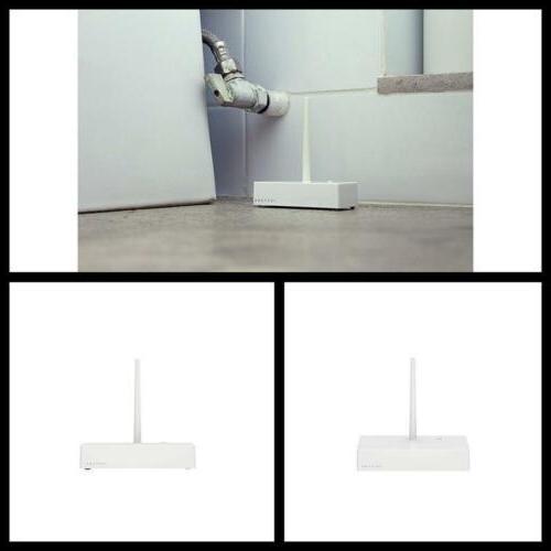 Wireless Water Leak Sensor Home Household Safety Sensors Sys