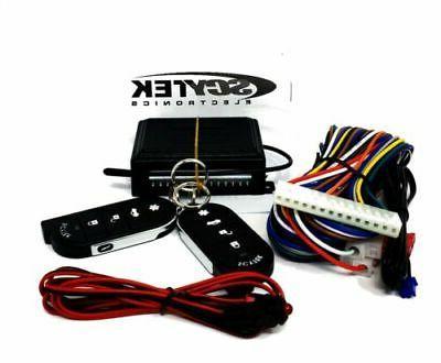 Scytek Car 2 Fob Remote Controls