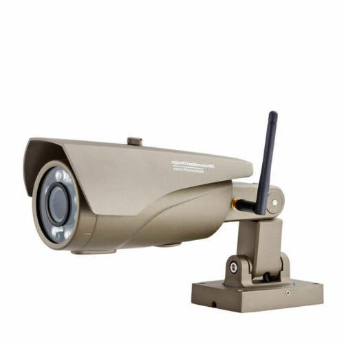 W76 System+IP Camera
