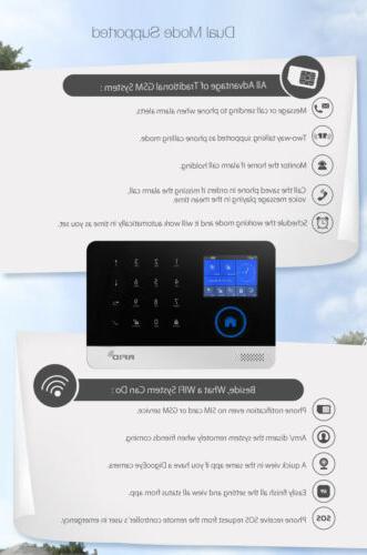 U77 RFID GPRS Security Camera