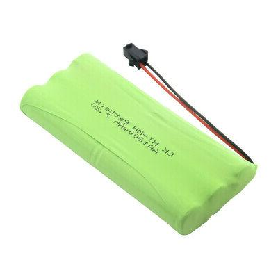 AA AAA BATTERY 7.2V WITH PLUG FOR RC ALARM