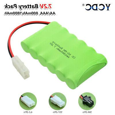aa aaa rechargeable ni mh battery pack