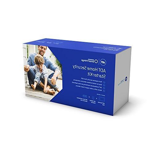 Samsung ADT Home Starter Kit System Hub, Door and Window Detector Alexa