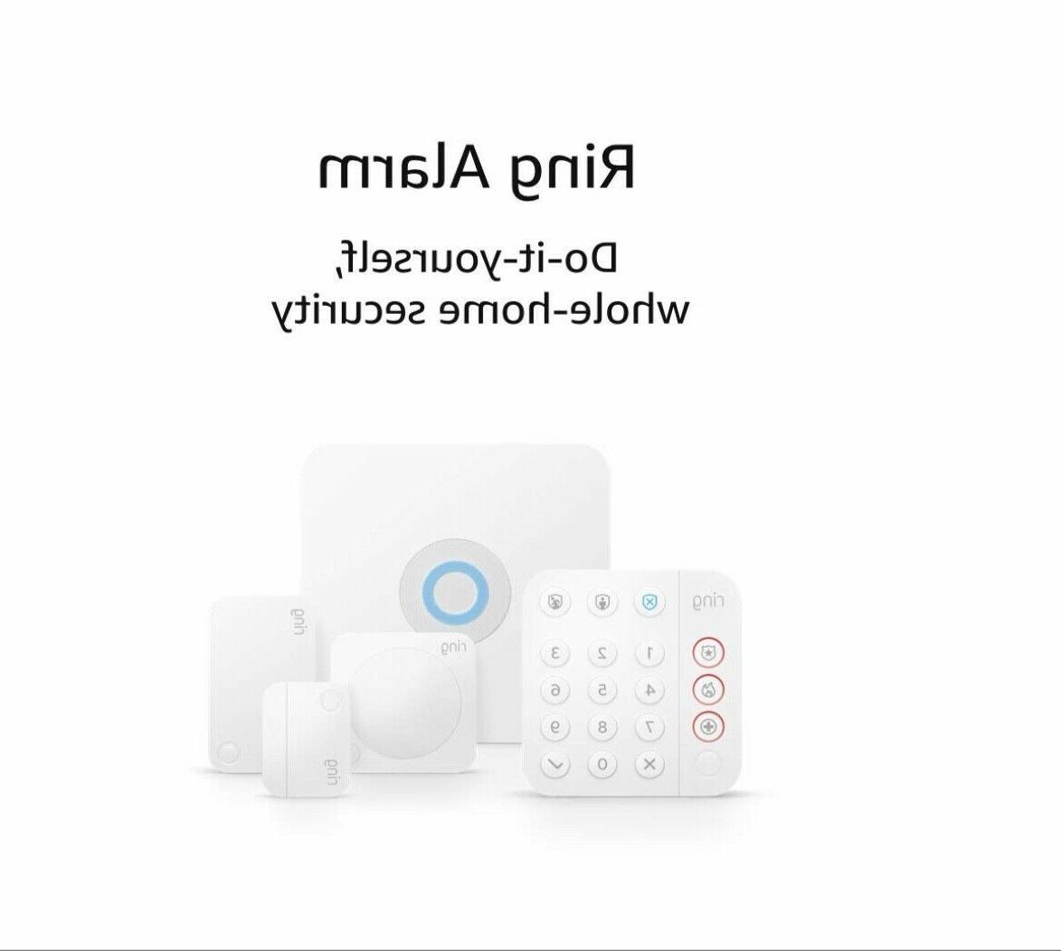 Ring - Alarm Security Kit 5-Piece  - White